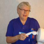 Birgittas smarta uppfinning skyddar äldre mot farliga bakterier