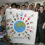 Umeå Universitet lyfter global hälsa